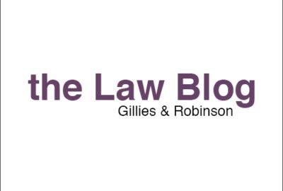 law-blog-Gillies & Robinson